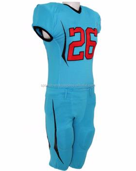 7c60c4d45 Latest American Football Team Wear Uniform OEM Custom Designs Your Own  Sports Club Football Jerseys Uniforms