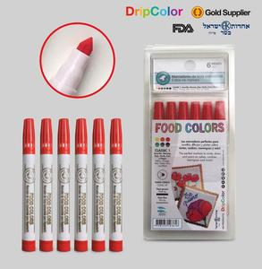 Bakerpan Food Coloring Markers Cupcake Writers for Promotion OEM