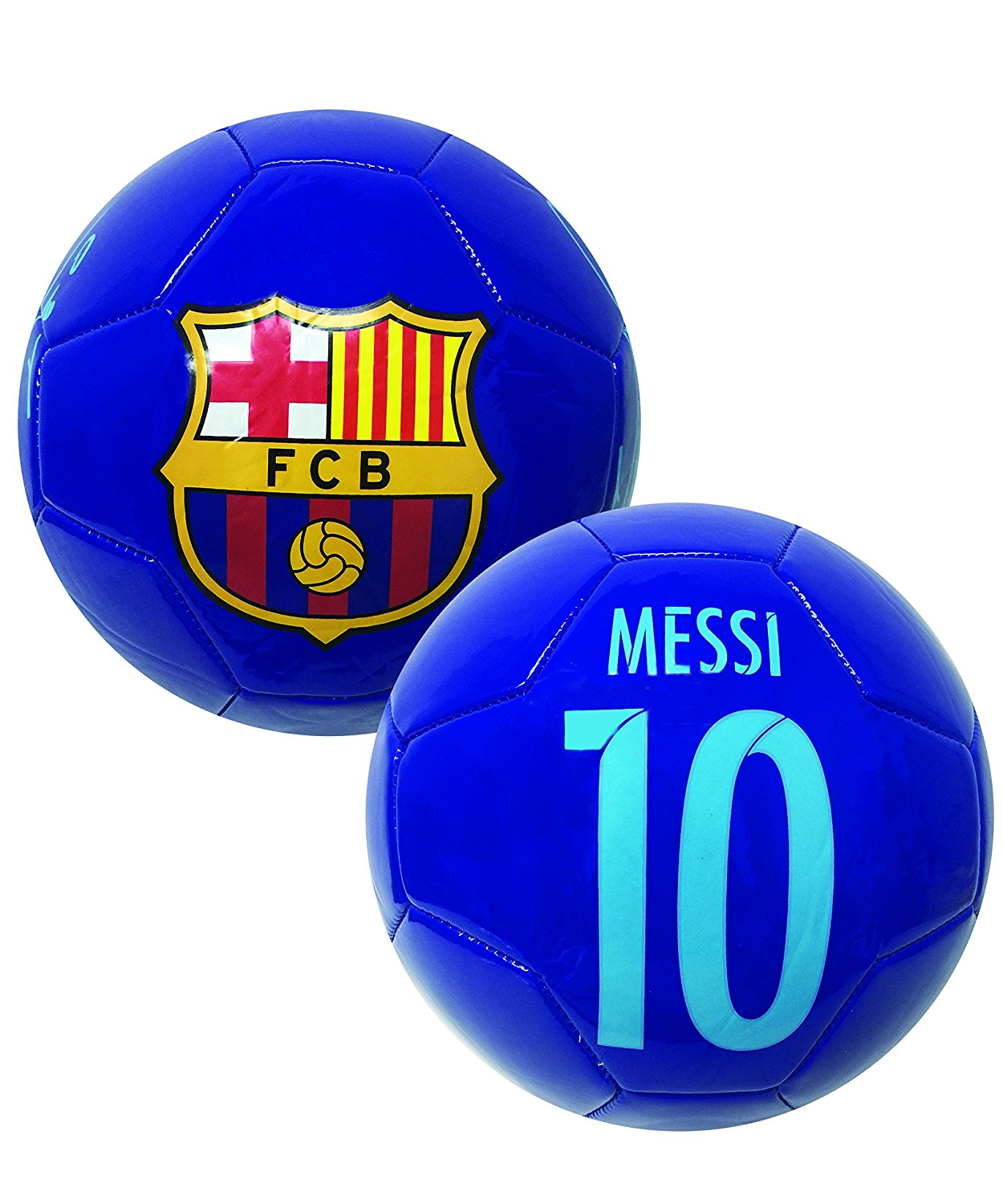 Soccer Ball With the signature of Barcelona Players included the best Soccer Player of the world FC Barcelona Players Signature Soccer Ball LEO MESSI !! Size #2 and Size #4 Pink Color