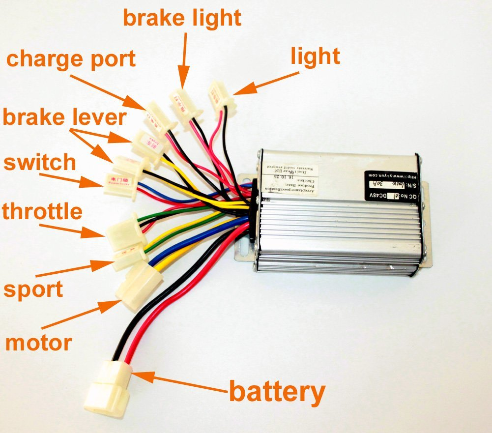 Cheap Electric Tricycle Controller 48v, find Electric ... on