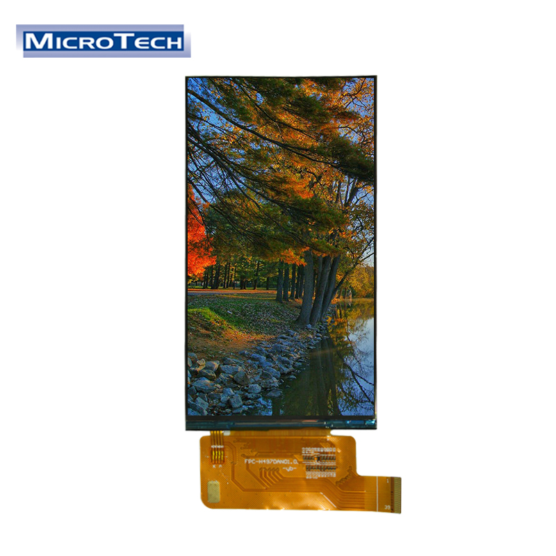 5 inch 1080*1920 MIPI DSI interface TFT LCD touch screen display