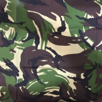 Camouflage Printed Twill Rip Stop fabric for uniforms