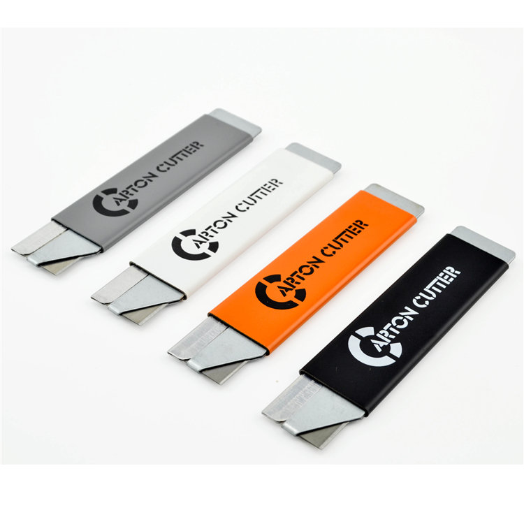 Handy Box Cutter Retractable Package Opener Carton Cutter