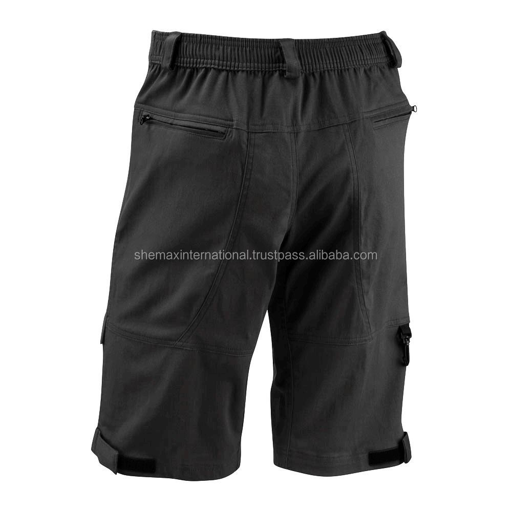 Mens Off Road/Downhill Loose Fit Combat Cycling Shorts