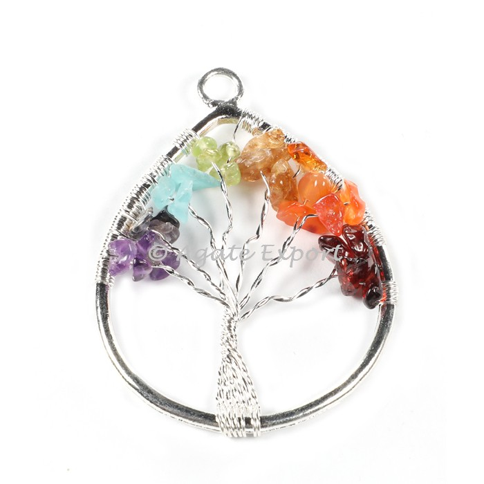 Compra On-line Heart chakra Tree Of Life