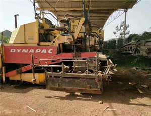 Used Dynapac Paver/Hyundai Asphalt Pavers For Sale/Original Dynapac Asphalt Paver For Sale