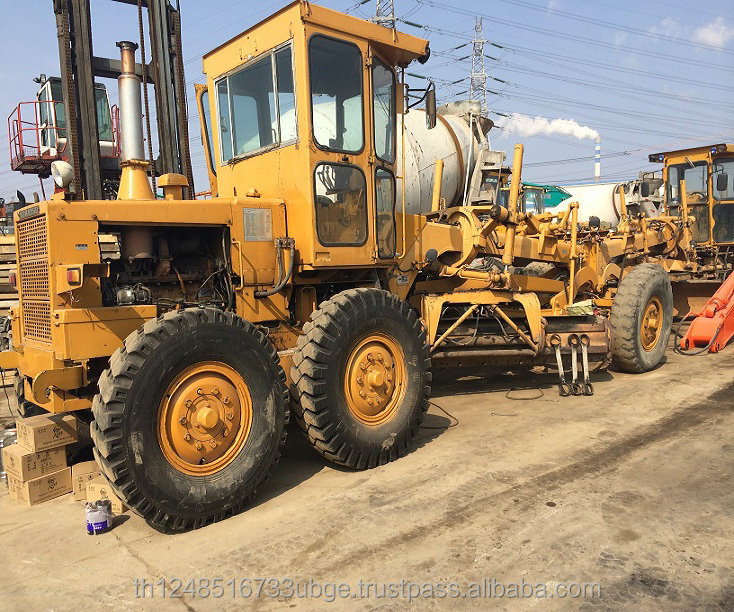 Small Used Motor Grader For Sale,Used Japan Komatsu Gd505 Motor Road Grader  - Buy Used Komatsu Gd505 Grader,Used Komatsu Motor Grader,Japan Komatsu