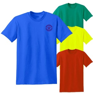 cheap wholesale custom promotional cotton t shirt