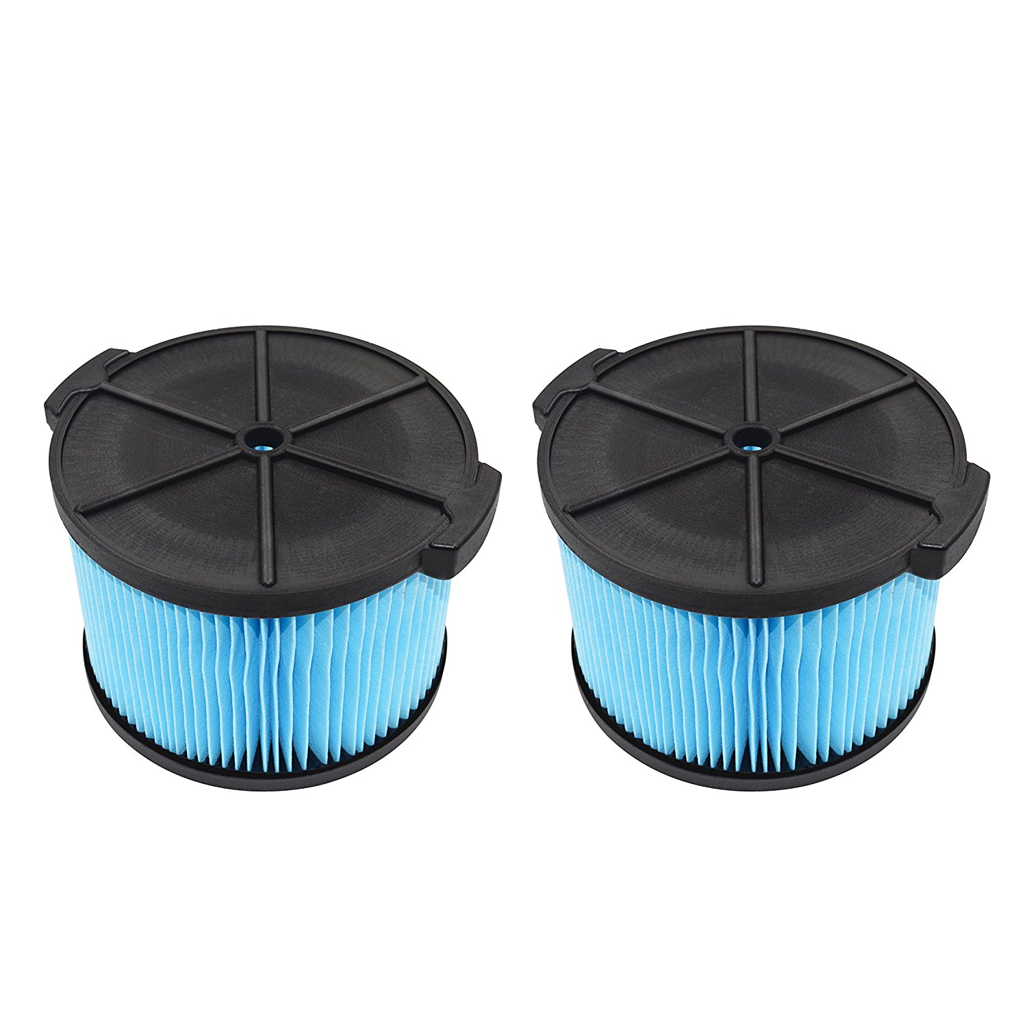 Bonacell 2 Pack Replacement Ridgid VF3500 3-Layer Filter for WD4050