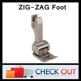P36N (12435HN) Hinged Zipper Foot