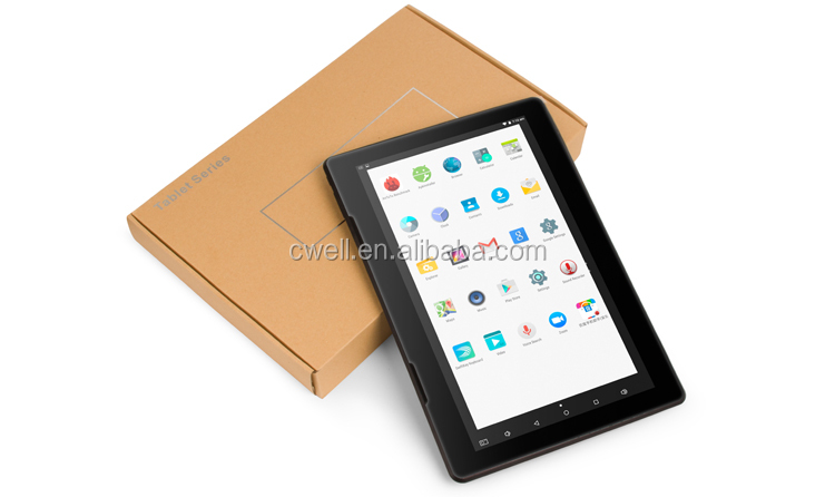 Ultra Slim Android 7.1 Tablet 13.3 Inch Touch Screen 16GB RK3368 CPU WIFI Tablet PC with Dual SIM Card