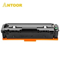Compatible Toner CF500X 202X CF500 Black BK Toner Cartridge for Color LaserJet Pro M254 M281 M280 Laser Printer