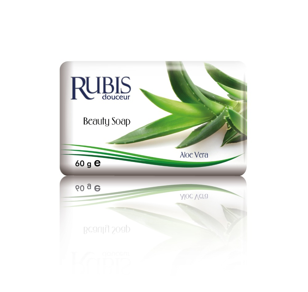 Rubis 60 gr Paper Wrapped Soap