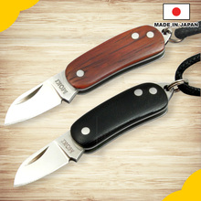 "Classy and colorful meat cutter, folding knife ""Colon"" made in Japan with multiple functions"