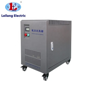 Natural cooled 3 phase power transformer for CNC machine power supply