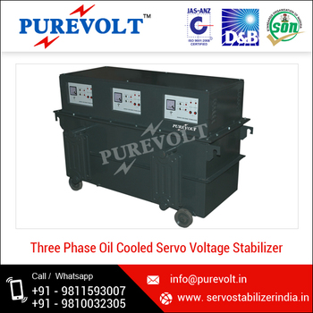 Single Phase Preventer Continuous Duty Cycle Stabilizer
