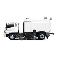 Road Sweeper Truck Equipment Body