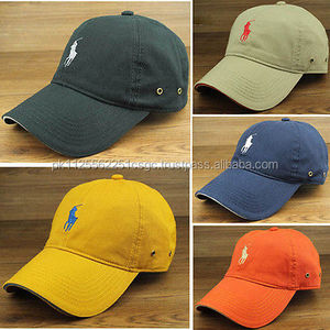 Top Quality POLO LOGO Embroidered Promotion Custom Baseball Cap,Cheap Advertising