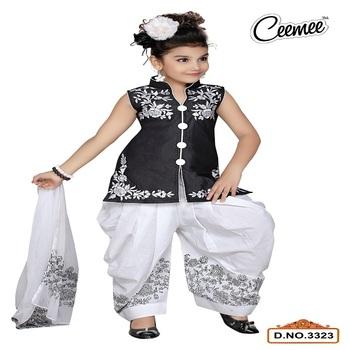 ace80de29 Embroidered Design Girls Wear Patiyala Dress - Buy New Dress Designs ...