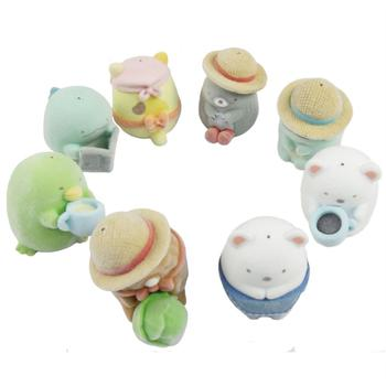 Capsules toy (set of 8)