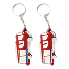 Customized cartoon toy shape keychain