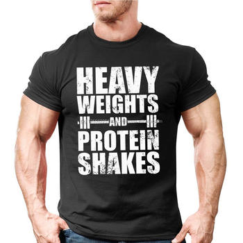 5e637f2b Custom Fitness Men's Heavy Training Gym Powerlifting T Shirts - Buy ...
