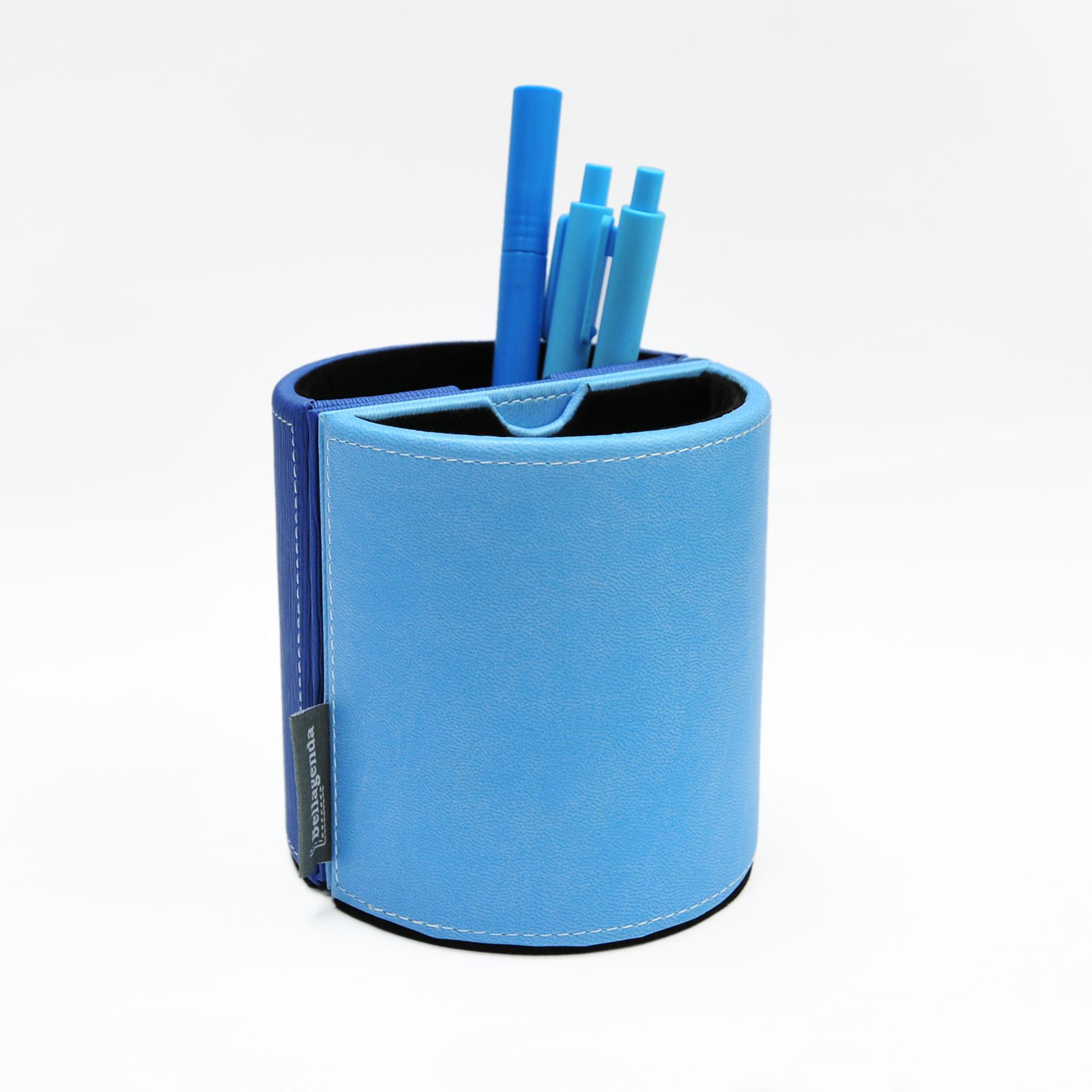 استخدام الترويجية بولي Leather إطارات الصور الجلدية مع حامل قلم لمكاتب الطلاب