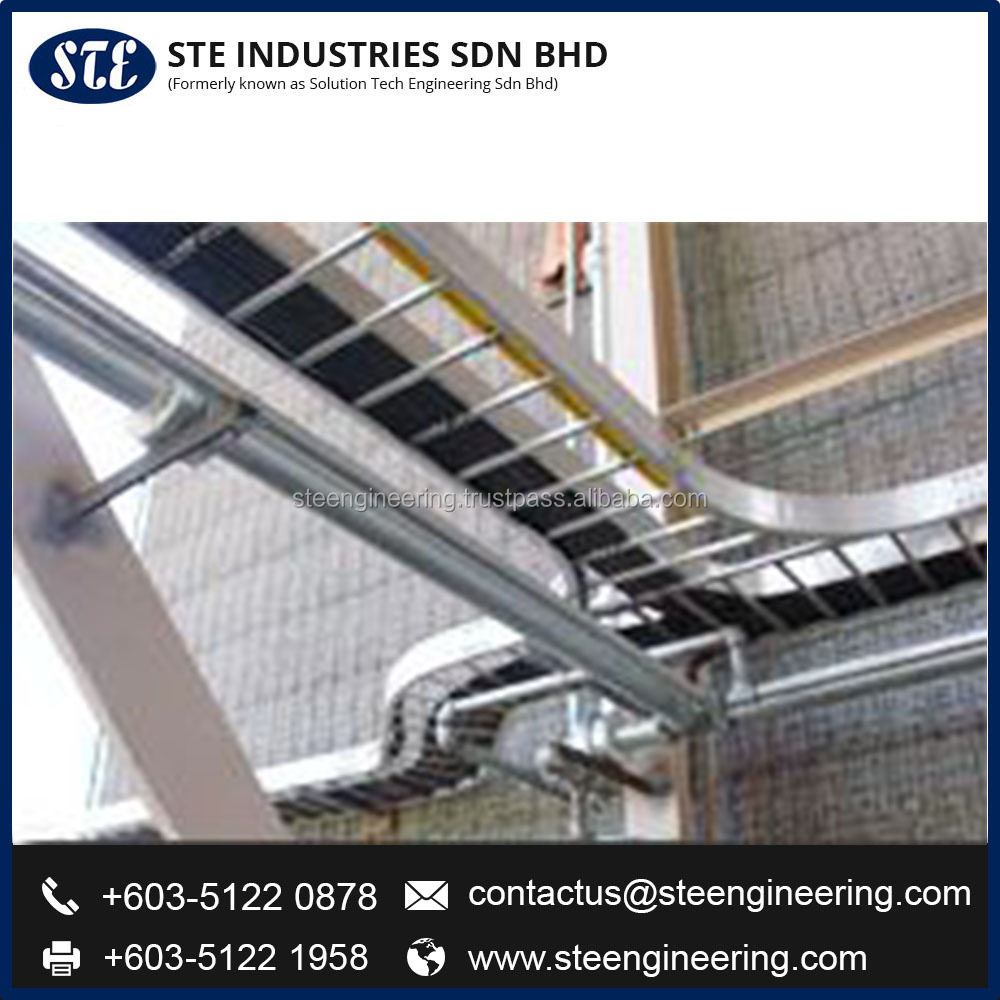 Best Price Steel Cable Tray Ladder Made in Malaysia
