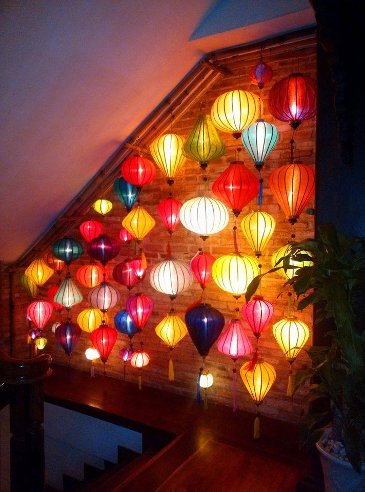 HOI AN LANTERN FROM VIETNAM