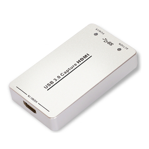 DHL Free Shipping USB 3.0 /2.0 Capture HDMI, HD Game Video Capture Card