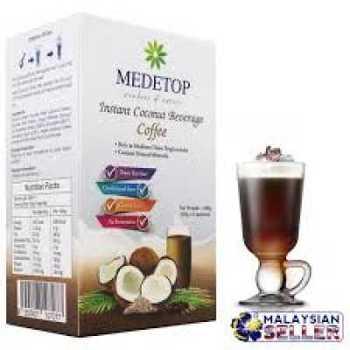 Bulk & Wholesale Healthy Malaysia Coffee Instant Coconut Powder Milk Drink  - Buy Powdered Drink Mix Bulk,Flavoured Instant Powder Drink,Instant Energy
