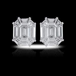 aee85565c Emerald Stud Earrings, Emerald Stud Earrings Suppliers and Manufacturers at  Alibaba.com
