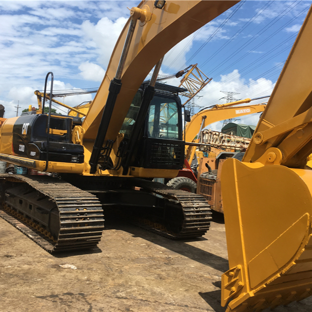 Used CAT 330 D used excavator on sale with cheaper price