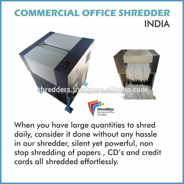 Commercial Office Shredder