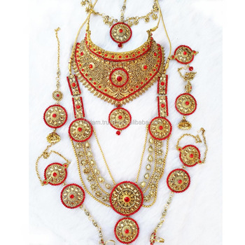 Latest Designer Bridal Gold