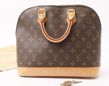 3b269b1a879 Good quality Used LOUIS VUITTON M51130 Alma Handbags for sale in bulk,  wholesale only .