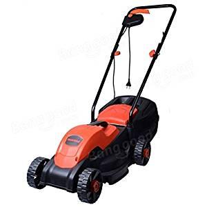 BODA 110V 1200W Electric Lawn Mower Hand-push Gardening Grass Trimmer Weeding Ma