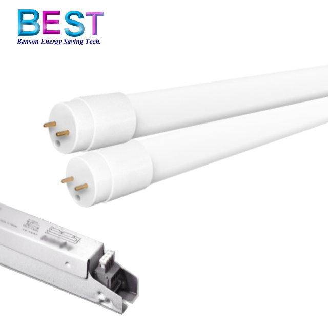 Retrofit LED tube T8 G13;Ballast compatible T8 LED
