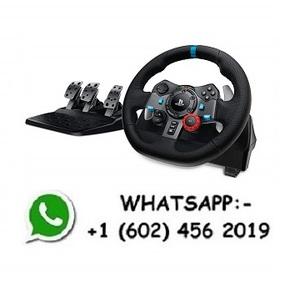 Drop Shipping Logitech G29 Racing Wheel Feedback Driving Force Pedals  Joysticks & Game Contoller