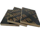 Kenya Marine Plywood, shuttering construction plywood, 18mm Black film faced plywood