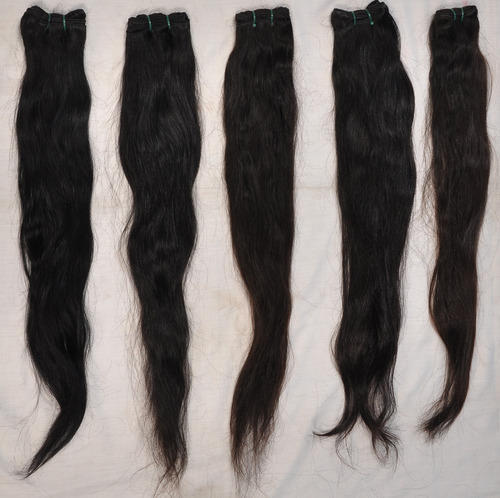 Natural Unprocessed Remy Temple Raw Indian Virgin Human Hair Straight Wavy Curly Directly From Indian Accept PayPal