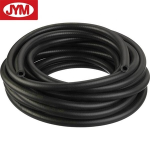 FLEXIBLE BLACK COLOR TEXTILE BRAIDED 15 BAR EPDM RUBBER AIR HOSE