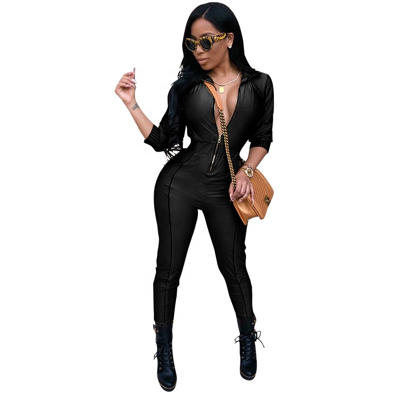 e7163484b74a China fashion jumpsuit women wholesale 🇨🇳 - Alibaba