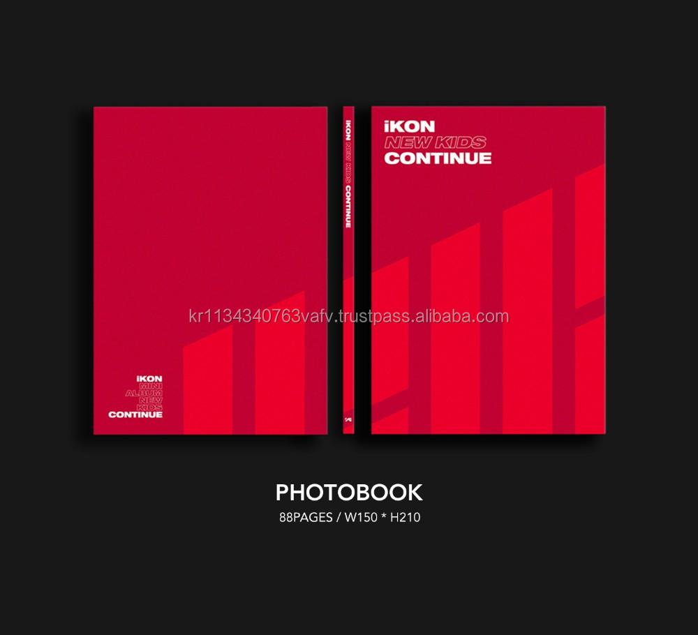 YG Official Distributor Kpop iKON Mini Album NEW KIDS