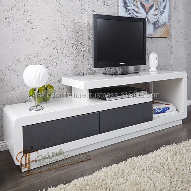 newest model tv table with minimalist product concept, designed with modern furniture for home needs