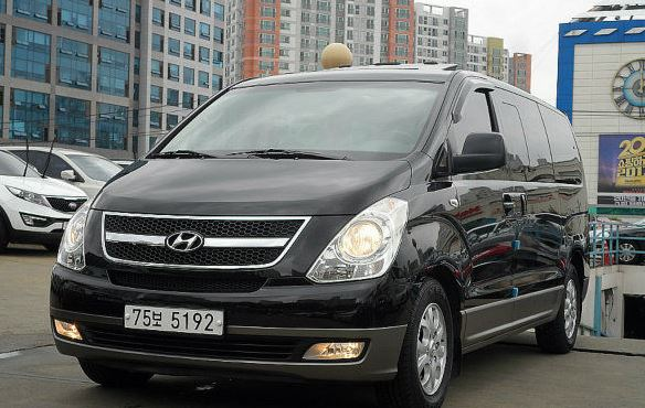 2011 HYUNDAI GRAND STAREX 2WD HVX PREMIUM used car (17070135)