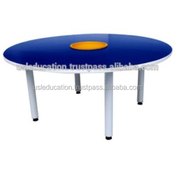 Kindergarten Furniture Round Table Children Chair For Kids Study Classroom  Malaysia