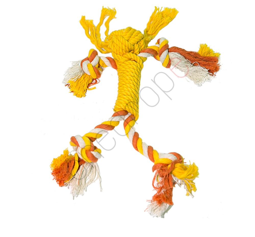 Blondie Girl Rope Toy, Chewy Dog Toy