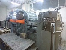 Used Automatic Die Cutting Machine Bobst Sp 1260 E
