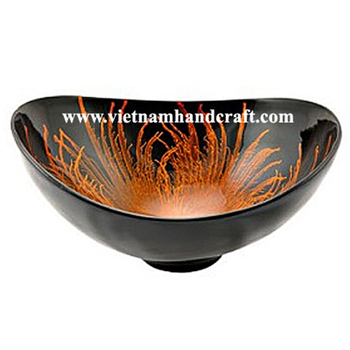 Best Selling Quality Eco Friendly Handmade Vietnam Lacquered